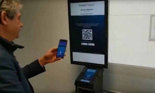 NP: Valladolid estrena la identificación biométrica en el Ecommerce Tour
