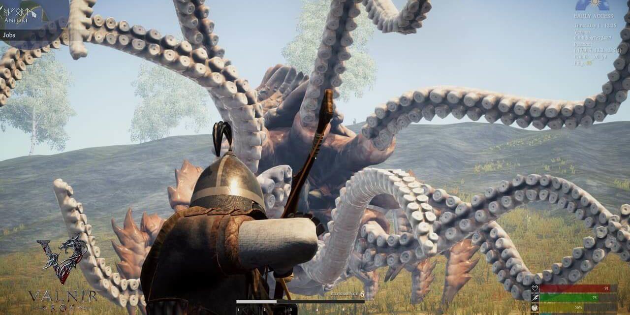 NP: ¡La oscuridad está llegando a Valnir Rok! Un Kraken se encuentra libre, ¿quién sobrevivirá?