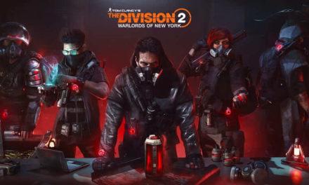 NP: Warlords of New York de The Division 2 lanza a los agentes a la caza, a partir del 3 de marzo