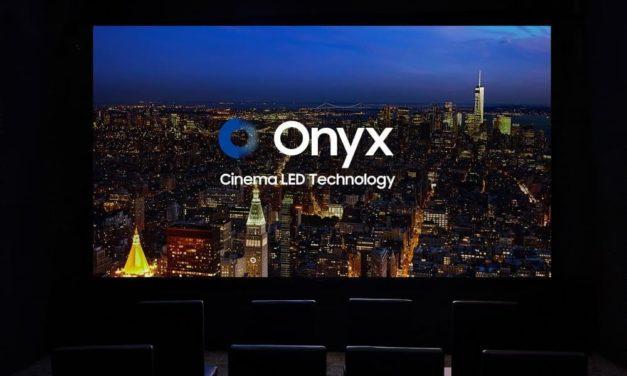 NP: Samsung presenta la primera Pantalla Onyx Cinema LED en Australia