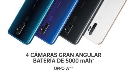 NP: OPPO potencia su presencia en España con la incorporación de los modelos OPPO A9 y OPPO A5 a la oferta de smartphones del Grupo Euskaltel