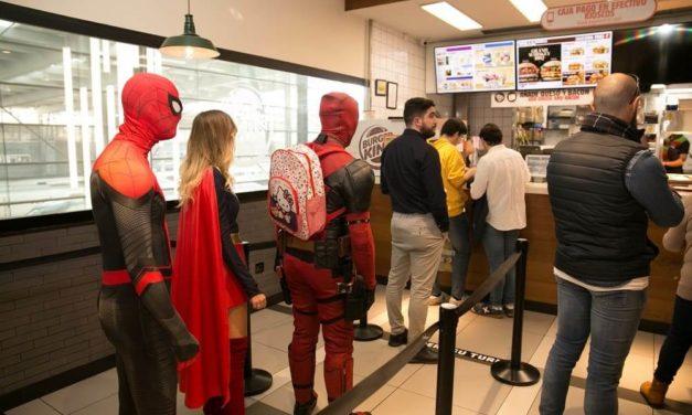 NP: Los superhéroes cogen fuerzas para FreakCon 2020