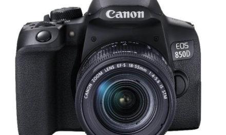 NP: Mejora tu fotografía con la Canon EOS 850D, la cámara réflex digital todoterreno perfecta