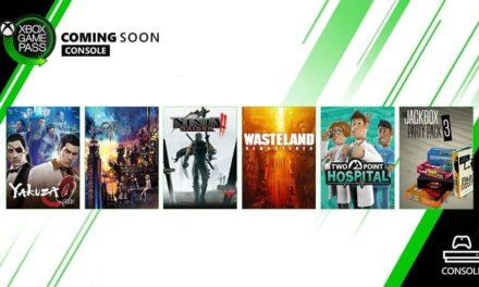 NP: Próximamente en Xbox Game Pass: Kingdom Hearts III, Yakuza 0, Two Point Hospital y más