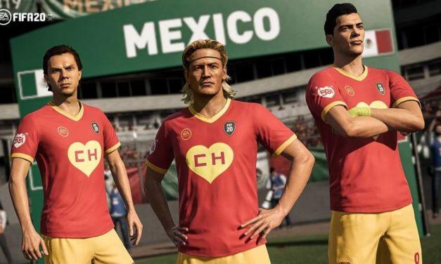 NP: FIFA 20 hace un homenaje al Chapulín Colorado tras la llegada de la copa CONMEBOL Libertadores al videojuego
