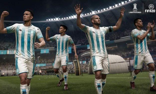 NP: EA SPORTS FIFA 20 acogerá por primera vez la copa CONMEBOL Libertadores a partir del 3 de marzo