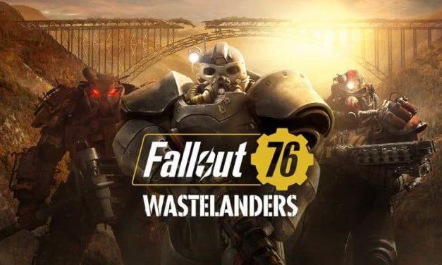 NP: Fallout 76 | La actualización gratuita Wastelanders llega el 7 de abril de 2020 // Nuevo tráiler