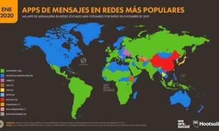 NP: 29 millones de españoles utilizan diariamente las redes sociales y pasan casi seis horas al día en Internet