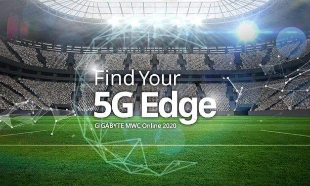 NP: GIGABYTE, tras la cancelación del MWC, presenta en un evento virtual, su infraestructura edge computing multiacceso para redes 5G