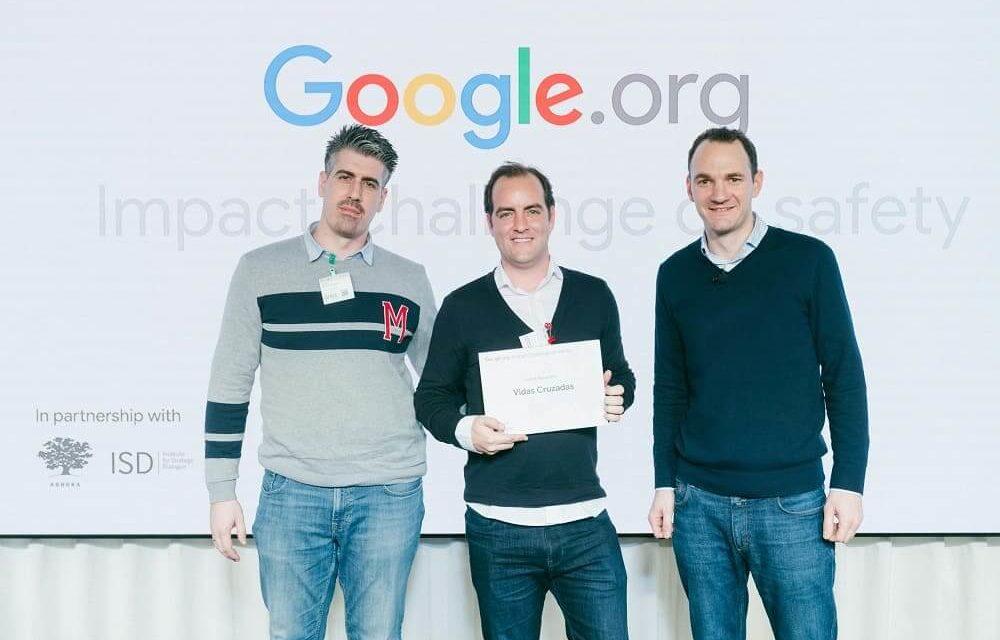 NP: Google.org anuncia beneficiarios del Impact Challenge de Seguridad, incluye dos organizaciones españolas