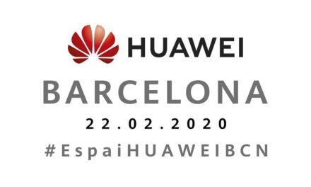 NP: Mañana abre sus puertas el primer Espacio Huawei en Barcelona