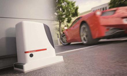 NP: Sistemas de automatismos Nice Hi-Speed incluso más rápidos para cancelas batientes y correderas