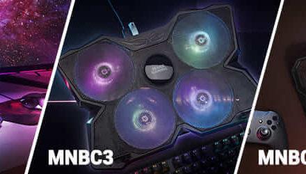 NP: Nuevas bases refrigeradoras MNBC0 – MNBC3 – MNC4 de Mars Gaming