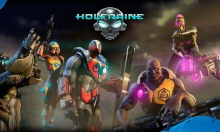 NP: Holfraine llega hoy en exclusiva para PlayStation 4