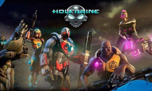 NP: Holfraine llegará en exclusiva para PlayStation el próximo 3 de marzo