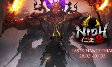 NP: Disponible desde hoy la demo final de Nioh 2