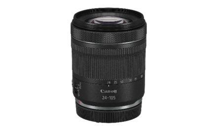 NP: Canon anuncia los objetivos RF que se presentarán en 2020 y el lanzamiento del compacto, versátil y ligero RF 24-105 mm f/4-7,1 IS STM