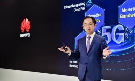 NP: Huawei presenta sus nuevos productos y soluciones 5G