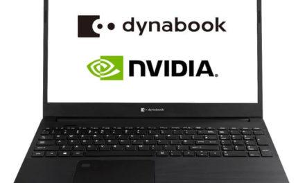 """NP: Dynabook amplía su gama de entrada con un portátil de 15"""" con tarjeta gráfica NVIDIA"""