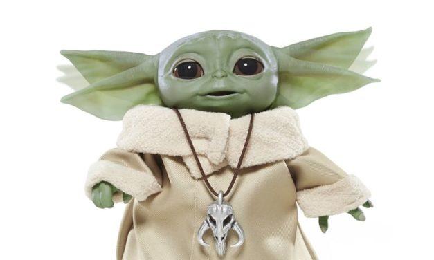 """NP: El """"Baby Yoda"""" de Hasbro, The Child Animatronic Edition, ya se puede pre-comprar en España"""