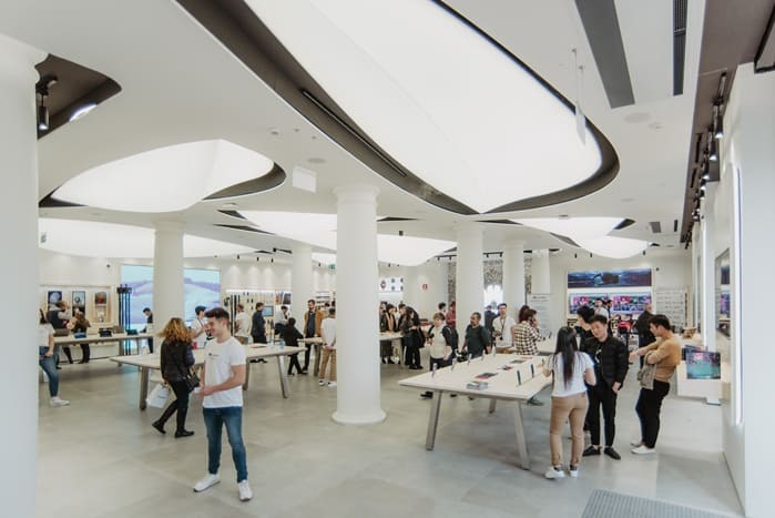 NP: Huawei inaugura con gran éxito su primer Espacio Huawei en Barcelona