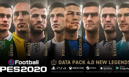 NP: Ya disponible el Data Pack 4.0 de eFootball PES 2020
