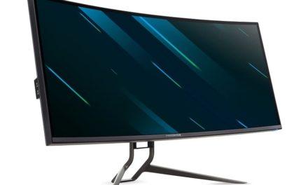 NP: Los nuevos monitores Predator de Acer están listos para debutar en Europa
