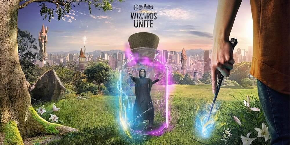 NP: Devuelve Recuerdos del Amor Perdido en Harry Potter: Wizards Unite