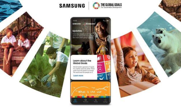 NP: Samsung actualiza su App para promover más acciones que apoyen los ODS