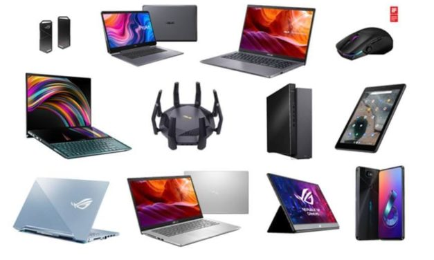 NP: ASUS celebra sus éxitos en los iF Design Awards de 2020