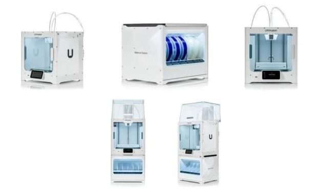 NP: RS Components amplía su gama de impresoras 3D con nuevas soluciones de Ultimaker