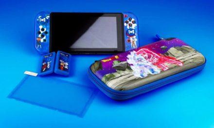 NP: FR-TEC lanza al mercado nuevos accesorios oficiales de Dragon Ball para Nintendo Switch