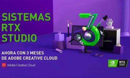 NP: NVIDIA y Adobe unen fuerzas para apoyar al sector profesional con los sistemas Studio