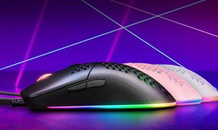 NP: Rápido, ligero y profesional: el nuevo ratón MMAX
