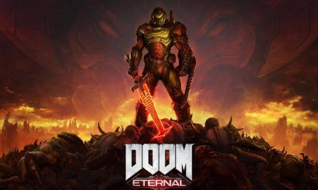 Los diseñadores de DOOM Eternal hablan sobre el diseño de entornos