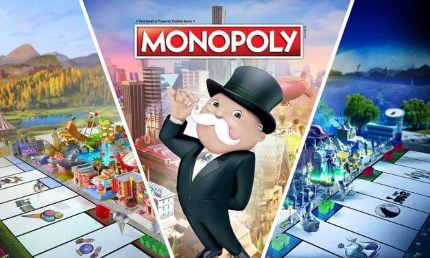 NP: Monopoly estará disponible en Stadia el 28 de abril