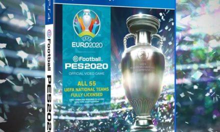 NP: Konami revela la fecha para el lanzamiento de la actualización de la UEFA EURO 2020, disponible desde el 30 de abril en eFootball PES 2020