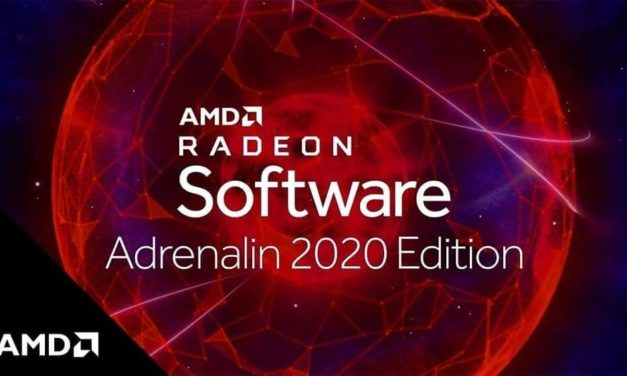 Nuevo controlador de software de AMD Radeon, disponible