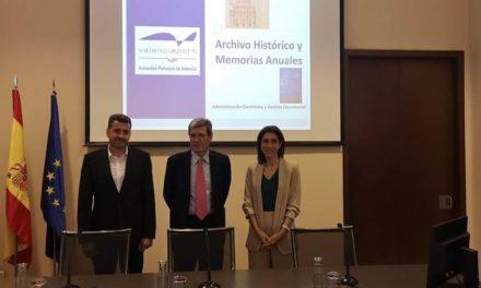 NP: El Puerto de Valencia pone al servicio de toda la ciudadanía su Archivo Histórico documental