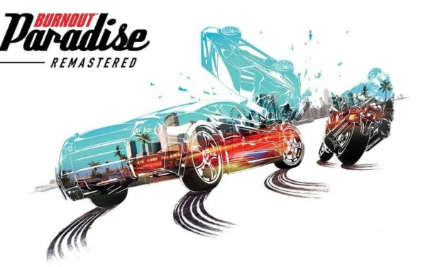 Burnout Paradise Remastered, ya disponible en Nintendo Switch