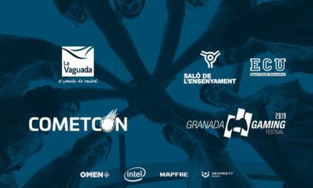 NP: Las Cuatro Conferencias de la liga de videojuegos en el entorno educativo IESports buscan sus finalistas