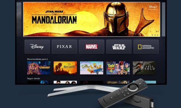 NP: Disney+ llega a Amazon Fire TV
