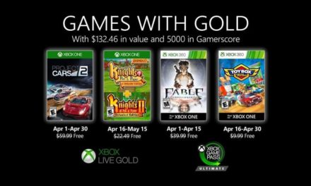 NP: Project CARS 2 y Fable Anniversary, entre los Games with Gold de abril
