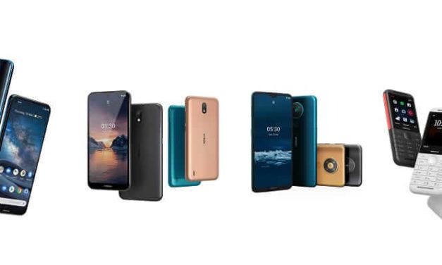 NP: El nuevo smartphone 5G de Nokia se ha presentado al tiempo que aumenta el portfolio, garantizando que el único dispositivo que necesitarás será un teléfono Nokia