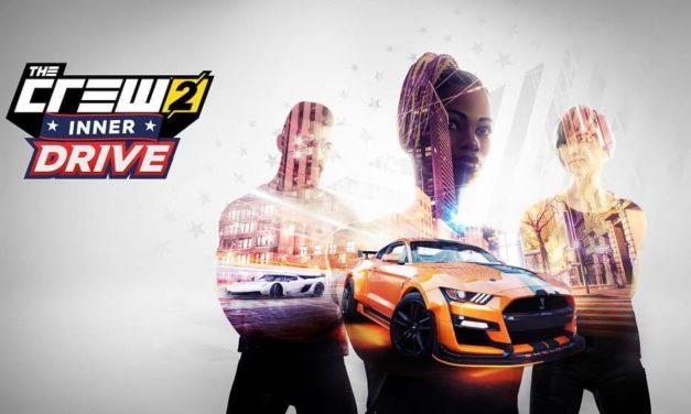 NP: Inner Drive, la quinta gran actualización de The Crew 2 de Ubisoft, disponible mañana