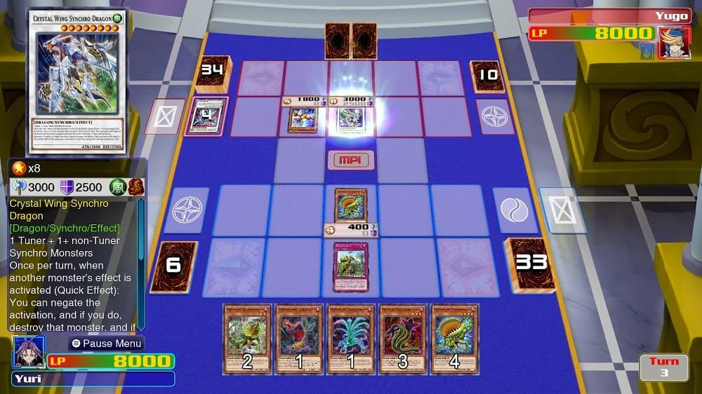 NP: Yu-Gi-Oh! Legacy of the Duelist: Link Evolution llegará a ...