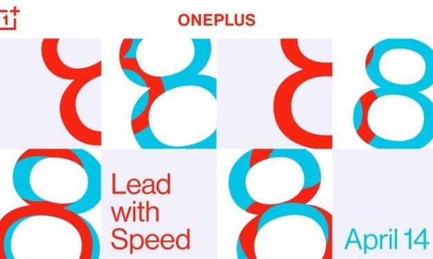 NP: OnePlus presentará su familia OnePlus 8 en un evento online el próximo 14 de abril