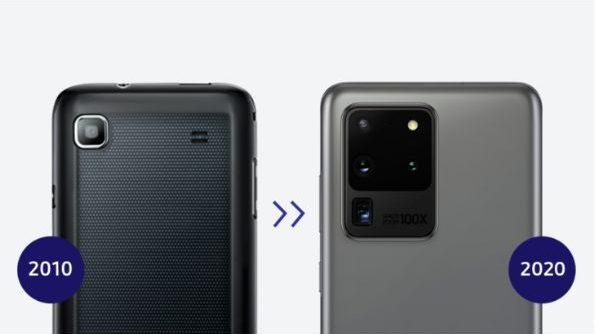 NP: Así ha revolucionado Samsung Galaxy la cámara en su gama S