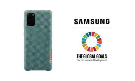 NP: Upcycling for Good: Samsung y la línea de accesorios eco-friendly de Kvadrat, la firma de tejidos sostenibles