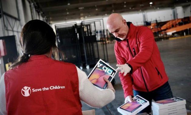 NP: Samsung y Save The Children unen fuerzas para acabar con la emergencia educativa en los hogares sin recursos